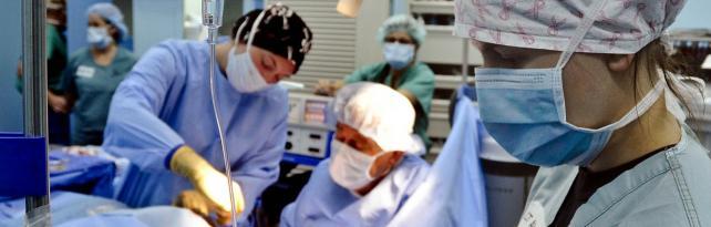 Chirurgie urologique | Centre Hospitalier de La Rochelle