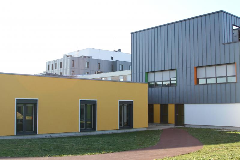Ehpad maison de baillac centre hospitalier de la rochelle - Cuisine therapeutique ehpad ...