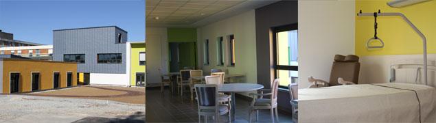 Un nouvel ehpad la rochelle centre hospitalier de la rochelle - Cuisine therapeutique ehpad ...